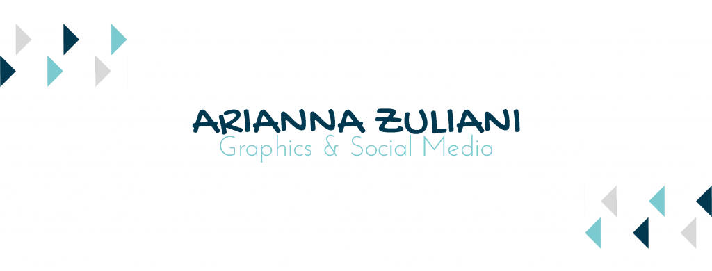 arianna zuliani, graphics, social media, graphics & social media